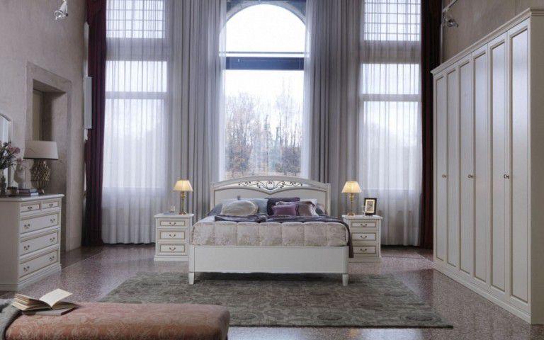 Спальня Aurora белый