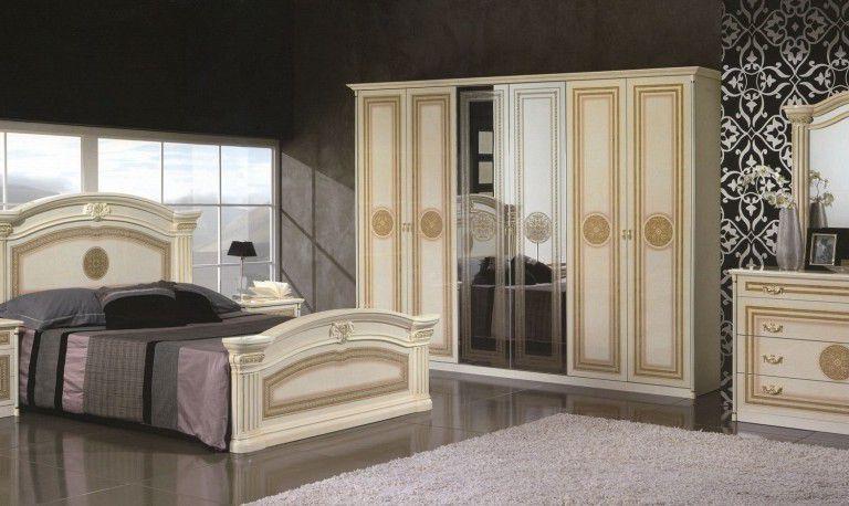 Спальня Alexandra beige