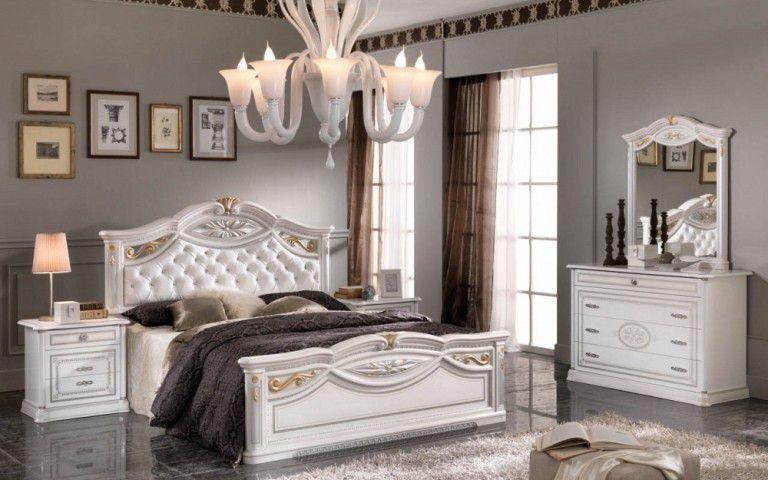 Спальня Marika белая