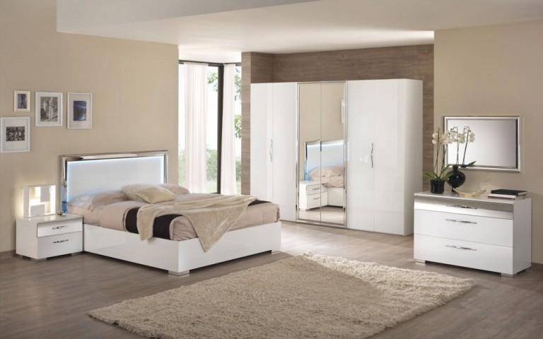 Спальня Space white