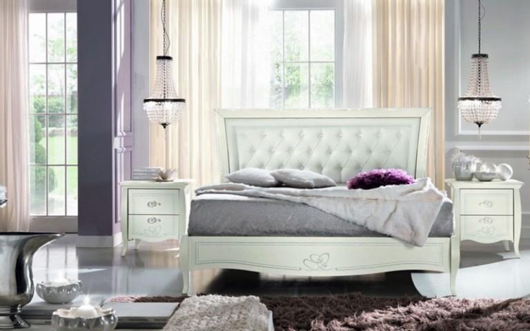 Спальня Ninfea Белая