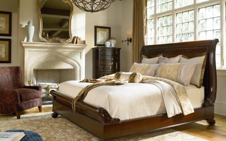 Спальня Brompton Hall