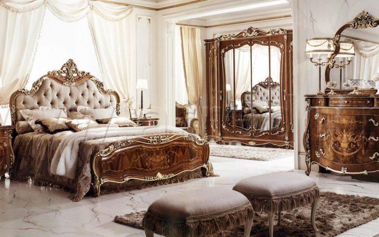 Итальянская спальня MONNALISA CAMERA NOCE AGM (ALBERTO E MARIO GHEZZANI)