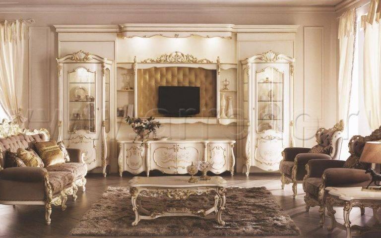 Итальянская гостиная MONNALISA LIVING AGM (ALBERTO E MARIO GHEZZANI)