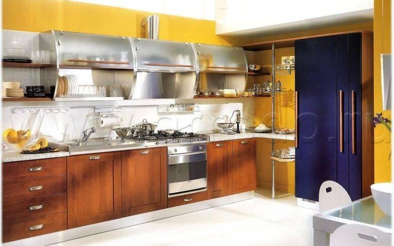 Кухня ASTER CUCINE QUADRIA-8