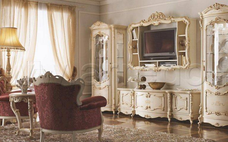 Итальянская гостиная ROYAL SALA AGM (ALBERTO E MARIO GHEZZANI)