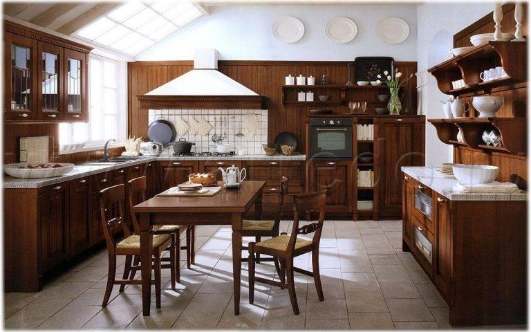 Кухня CESAR CUCINE Anastasia-1