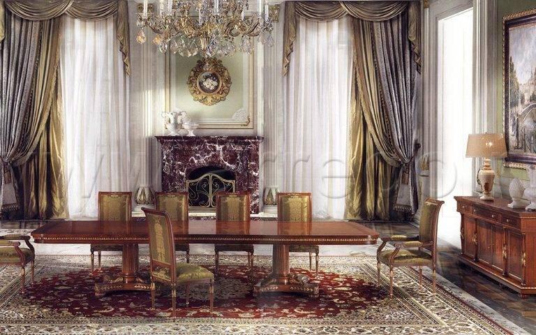 Итальянская столовая BOLDINI ANGELO CAPPELLINI