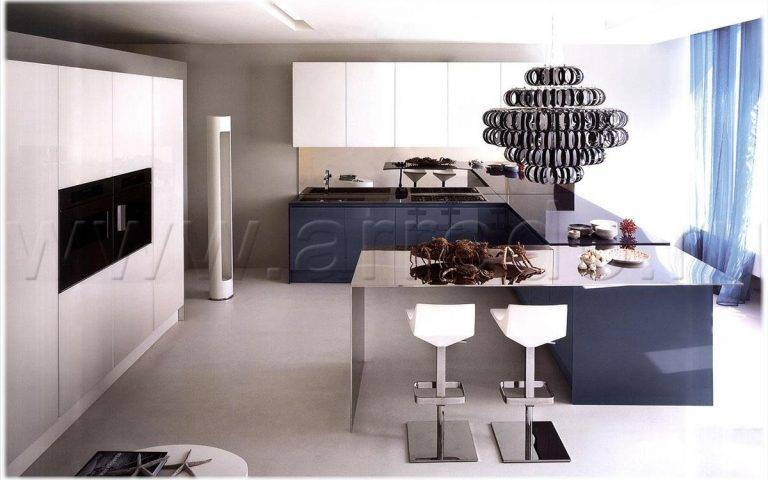 Кухня ASTER CUCINE Contempora-6