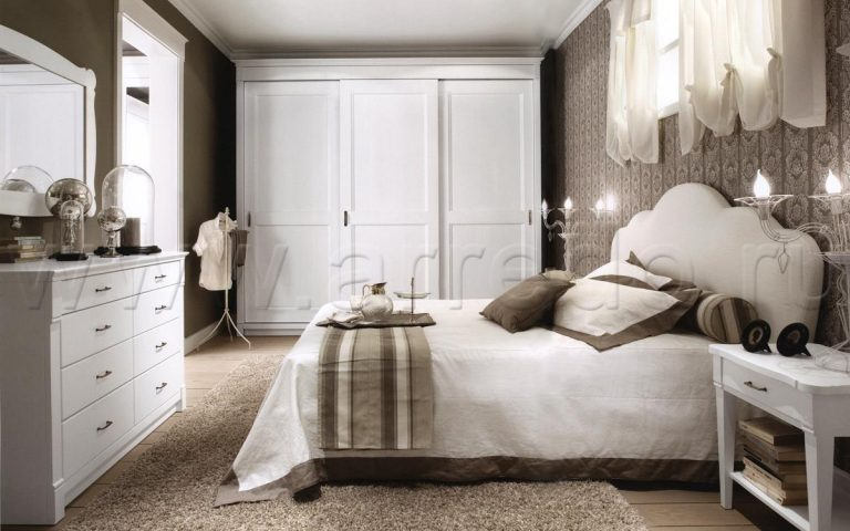 Итальянская спальня FIRENZE 1 MINACCIOLO
