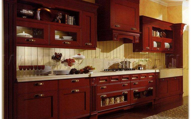 Кухня ASTER CUCINE Opera-5