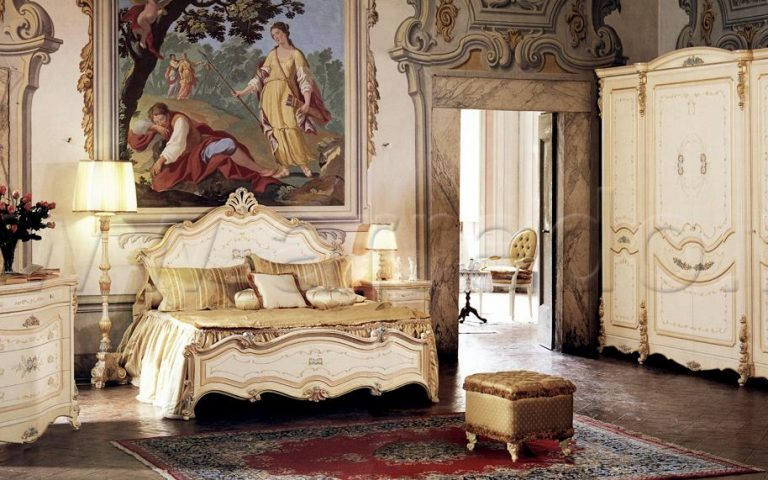 Итальянская спальня BAROCCO CAMERA AGM (ALBERTO E MARIO GHEZZANI)