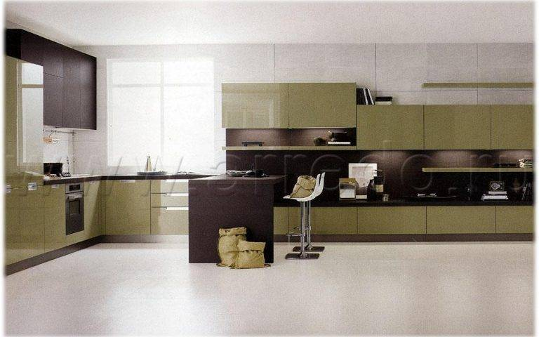 Кухня Colors VENETA CUCINE Colors
