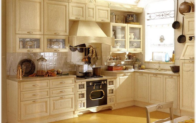 Кухня ASTER CUCINE SINTONIA-9