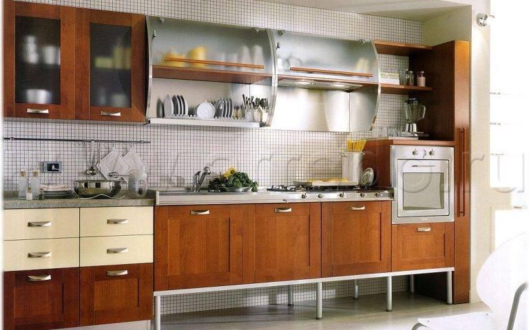 Кухня ASTER CUCINE QUADRIA-3