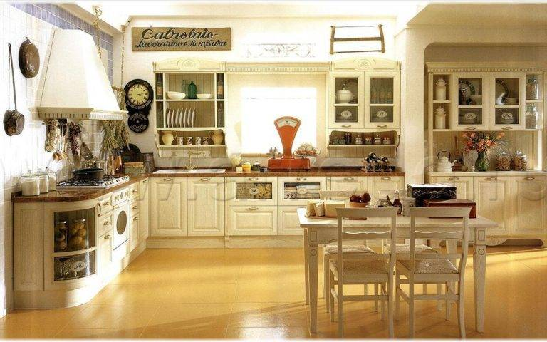 Кухня ASTER CUCINE SINTONIA-2