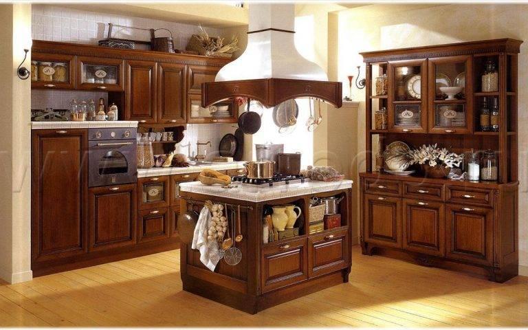 Кухня ASTER CUCINE SINTONIA-4