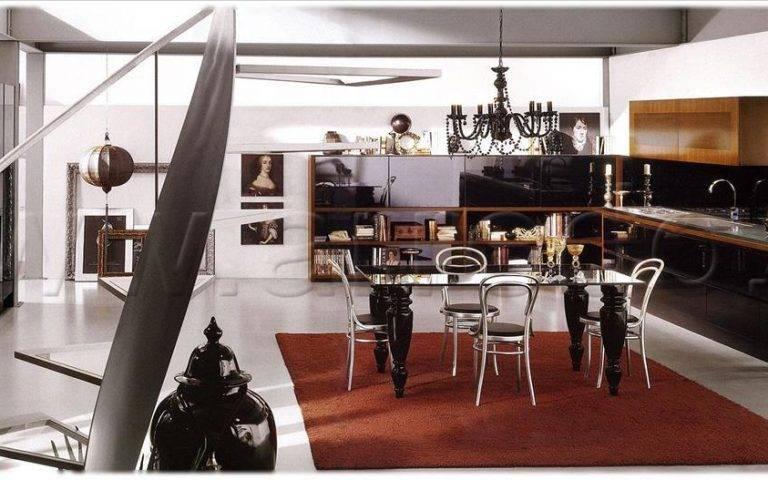 Кухня ASTER CUCINE Contempora-16