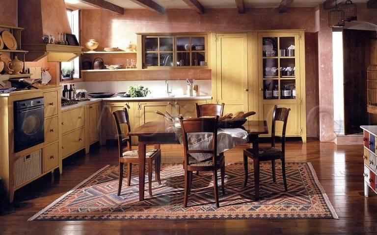 Кухня BRETAGNA BAMAX bretagna gialla