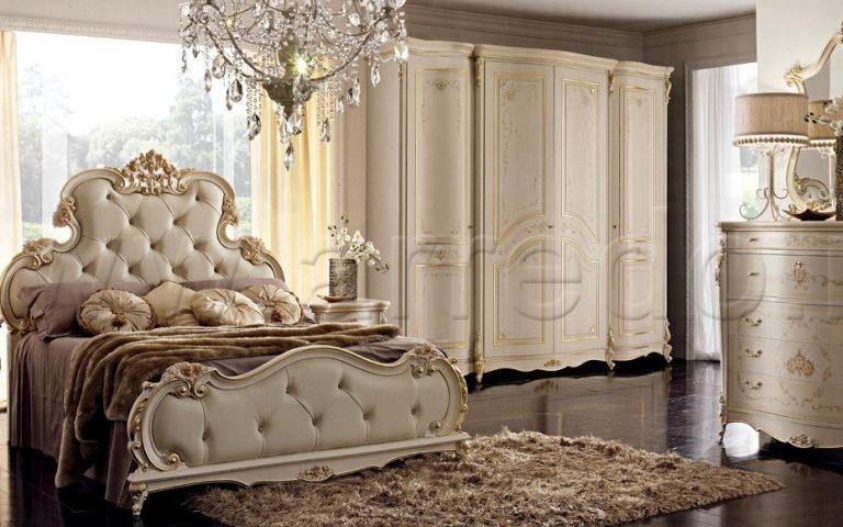 Итальянская спальня MICHELANGELO AGM (ALBERTO E MARIO GHEZZANI)