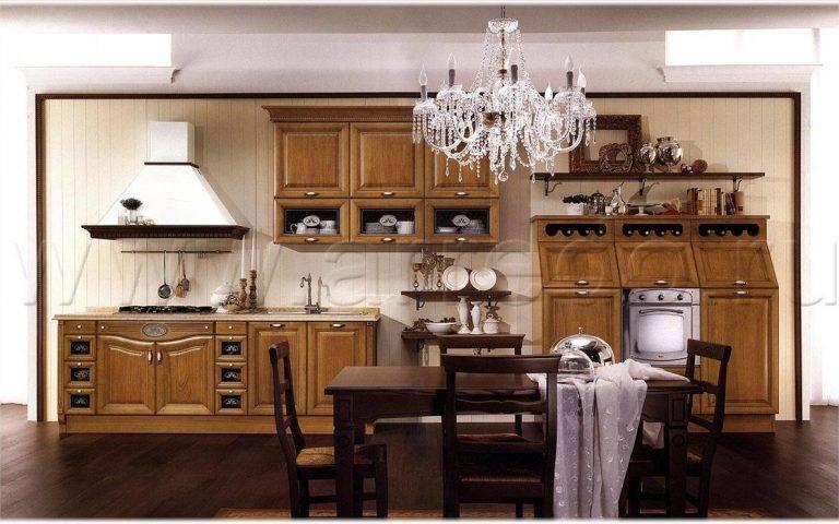 Кухня ASTER CUCINE SINTONIA-3