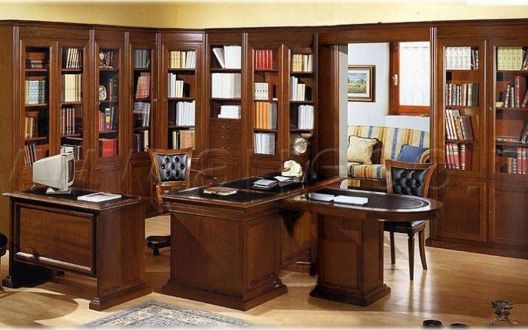 Итальянский кабинет Castel Vecchio 136 MIRANDOLA