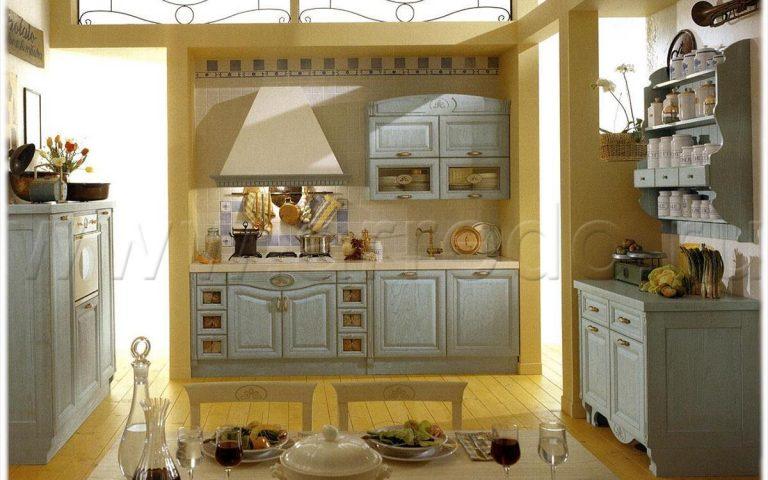 Кухня ASTER CUCINE SINTONIA-7