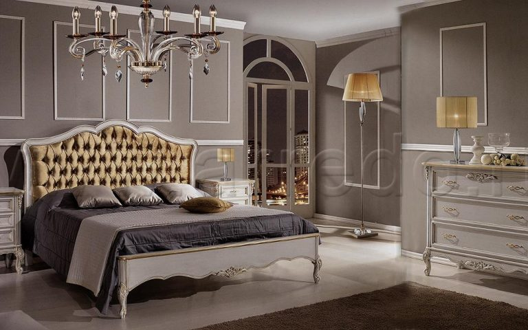 Итальянская спальня SIDNEY 03 VACCARI INTERNATIONAL