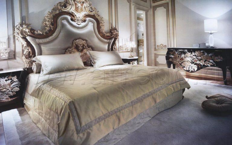 Итальянская спальня PETUNIA ASNAGHI INTERIORS