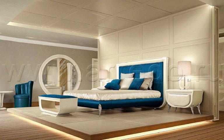 Итальянская спальня TRILOGY 03 REDECO