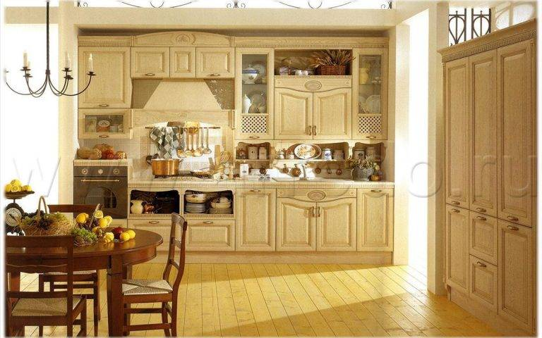 Кухня ASTER CUCINE SINTONIA-11