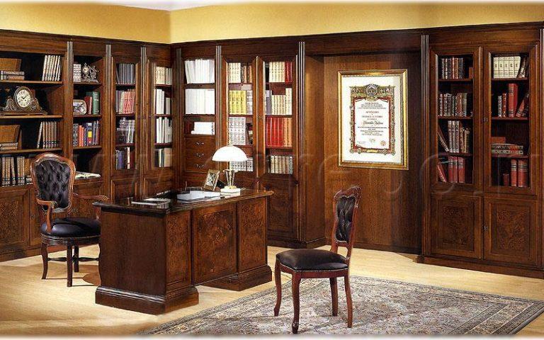 Итальянский кабинет Castel Vecchio 135 MIRANDOLA
