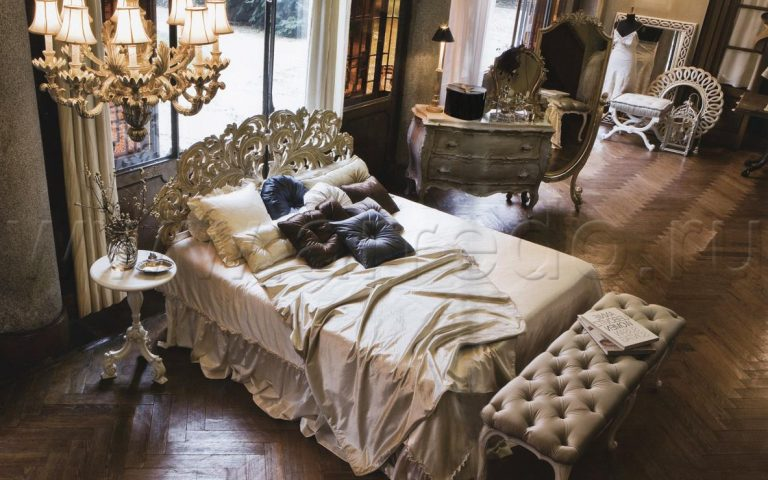 Итальянская спальня ROMANCE ROBERTO GIOVANNINI