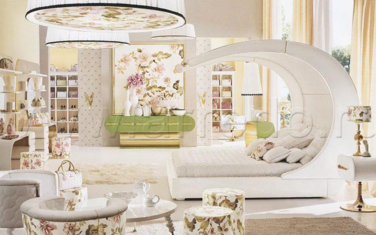 Итальянская спальня HOLLYWOD CAMERA ALTAMODA