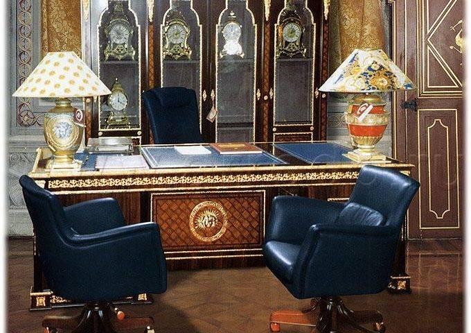 Итальянский кабинет Majesty MICE