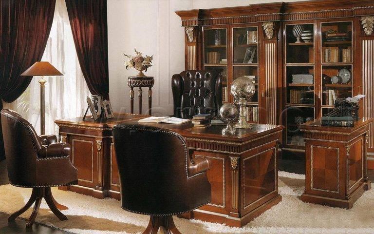 Итальянский кабинет LUXURY 18 CEPPI
