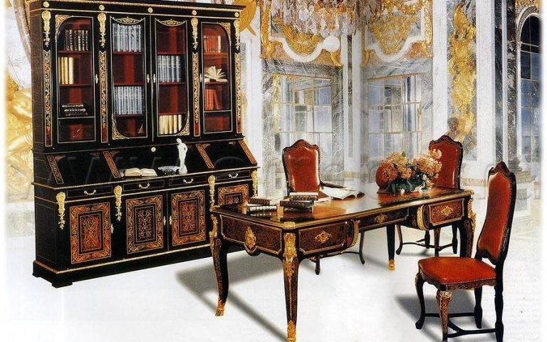 Итальянский кабинет Le Brun MICE