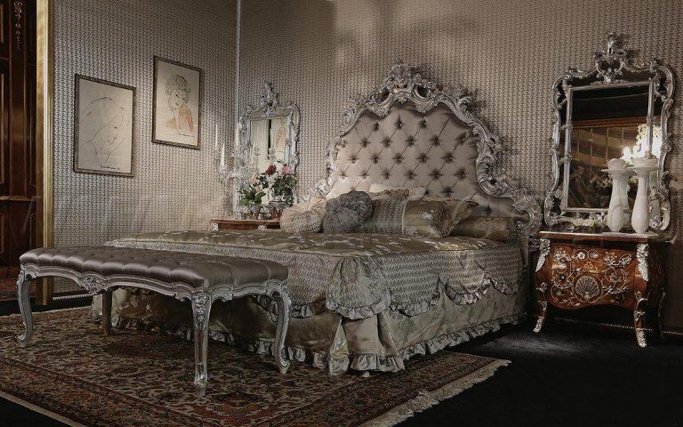 Итальянская спальня TREVI 01 MINOTTI LUIGI & BENIGNO