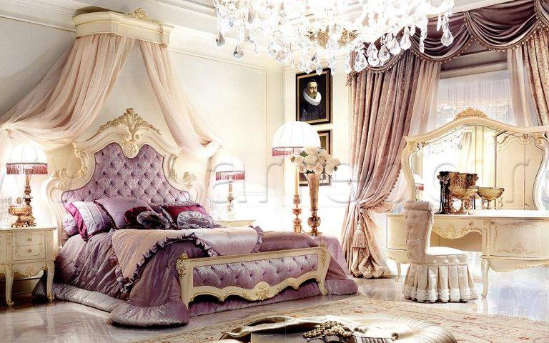 Итальянская спальня D12 BARNINI OSEO