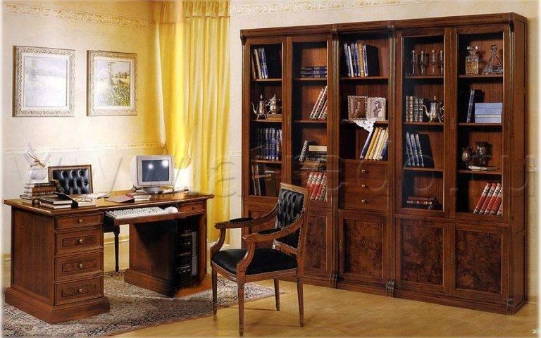 Итальянский кабинет Castel Vecchio 139 MIRANDOLA