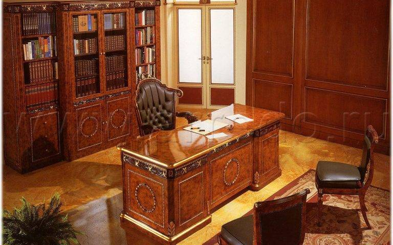 Итальянский кабинет Prestige PAOLO LUCCHETTA