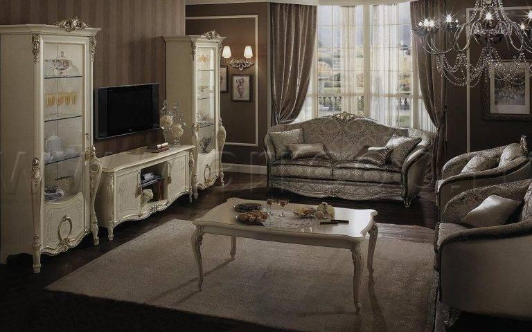 Итальянская гостиная TZ 04 ARREDOCLASSIC