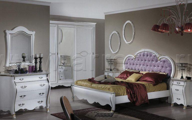 Итальянская спальня LUXOR 04 MORELLO GIANPAOLO