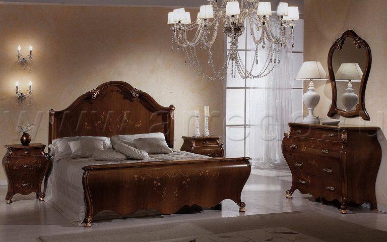 Итальянская спальня LUXOR 02 MORELLO GIANPAOLO