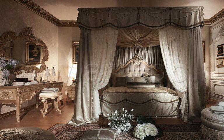 Итальянская спальня ARIANNA ASNAGHI INTERIORS