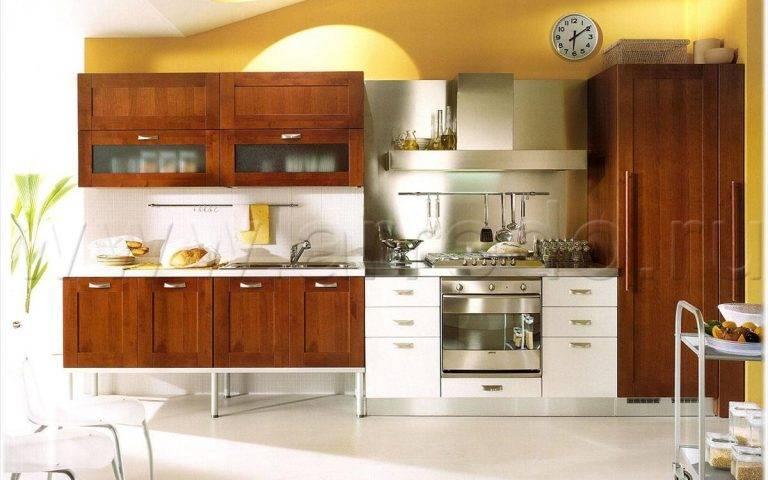Кухня ASTER CUCINE QUADRIA-5