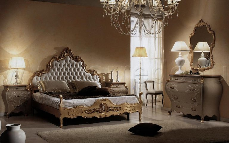 Итальянская спальня LUXOR 01 MORELLO GIANPAOLO