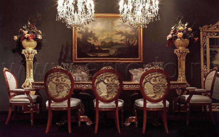 Итальянская столовая Le diner du Roi-2 ARTEARREDO