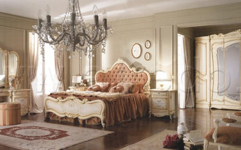 Итальянская спальня ROYAL CAMERA AGM (ALBERTO E MARIO GHEZZANI)