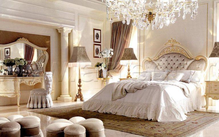 Итальянская спальня D10 BARNINI OSEO